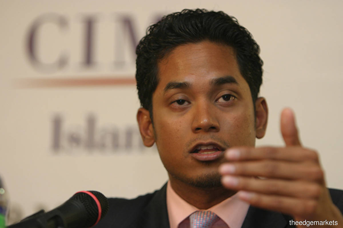 MOSTI says Khairy would be responsible for arranging the agreements on behalf of the Malaysian government. (Photo by The Edge)