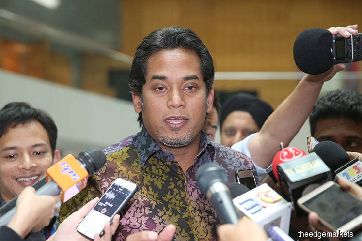 Hearing of Khairy Jamaluddin's appeal in Federal Court set for Sept 29