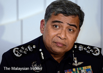 Probe into alleged attempt to topple Putrajaya starts after talking to Justo, says top cop