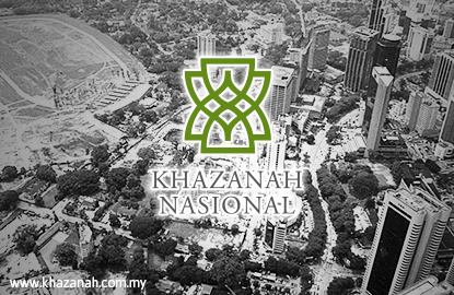 Khazanah 2015 net worth adjusted falls 1.6% to RM109b, underperforming KLCI's 1% drop