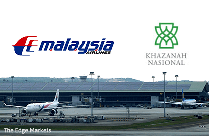 Khazanah sets up aviation group to house, reorganise Malaysia Airline's biz