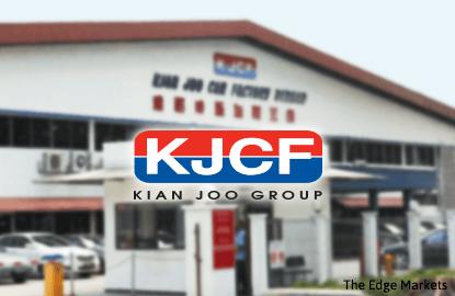 Gain in Kian Joo's intrinsic value is progressive