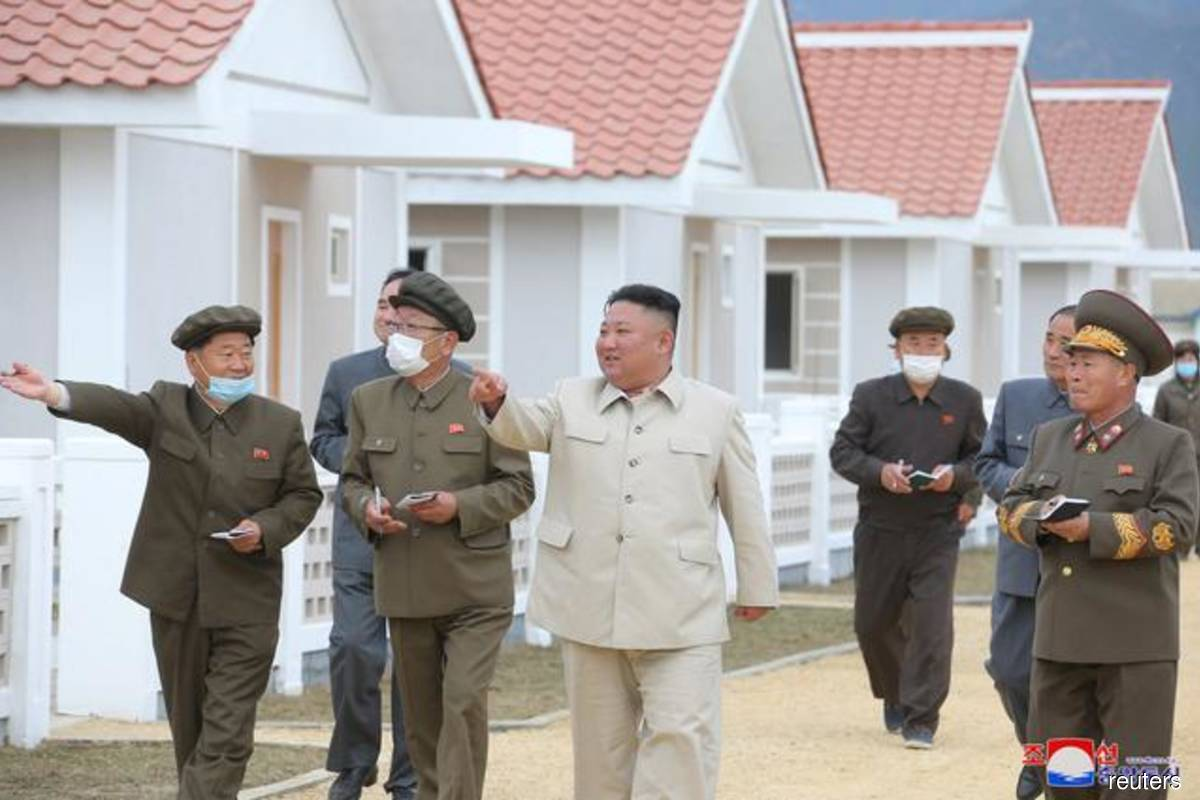 Kim Jong Un Pledges Thousands Of New Homes In Storm Recovery Effort