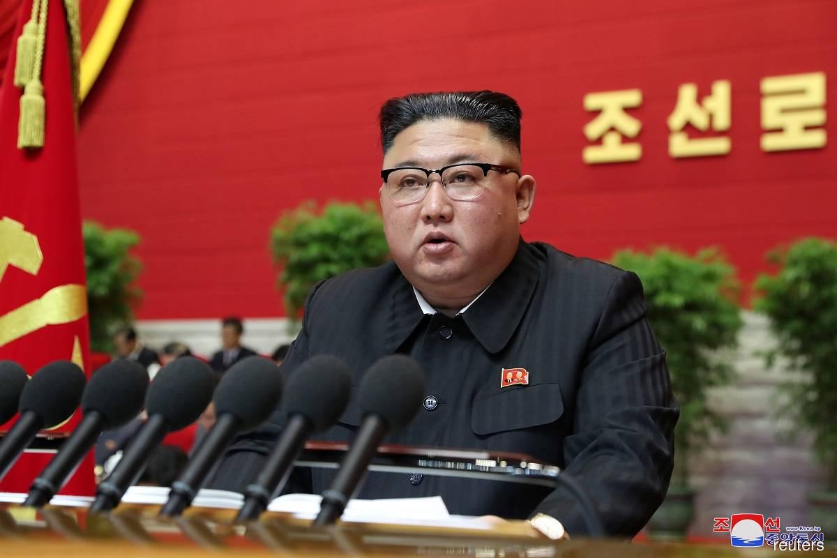 N.Korea's Kim tells party congress economic plan failed 'tremendously'