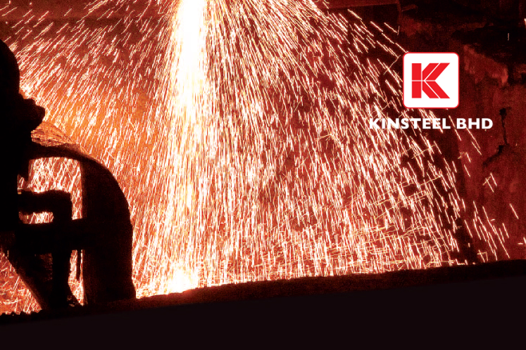 Kinsteel's major subsidiary under receivership