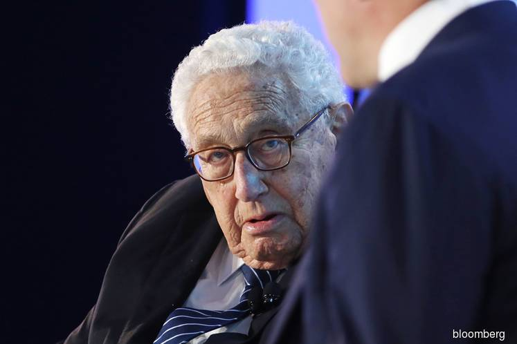 China trade war might escalate to a war: Henry Kissinger