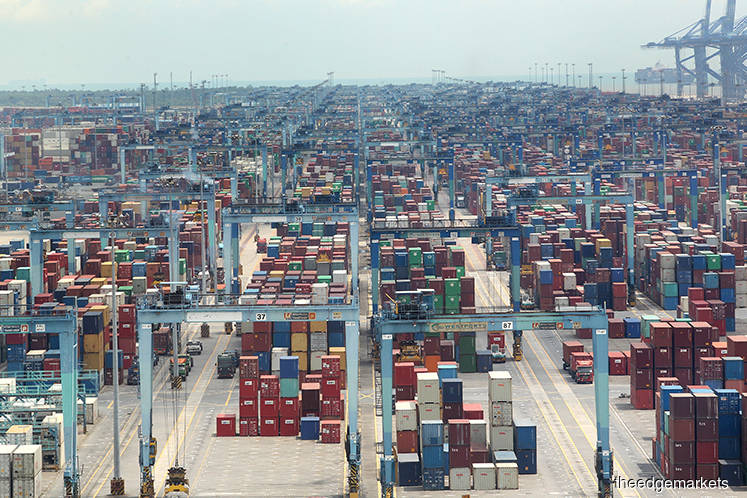Seaports preferred over air and land transport, says Afffin Hwang