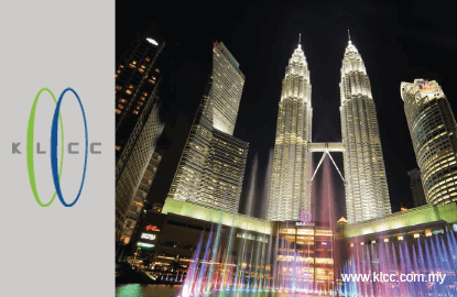 KLCC REIT trading at premium with yields at 1%