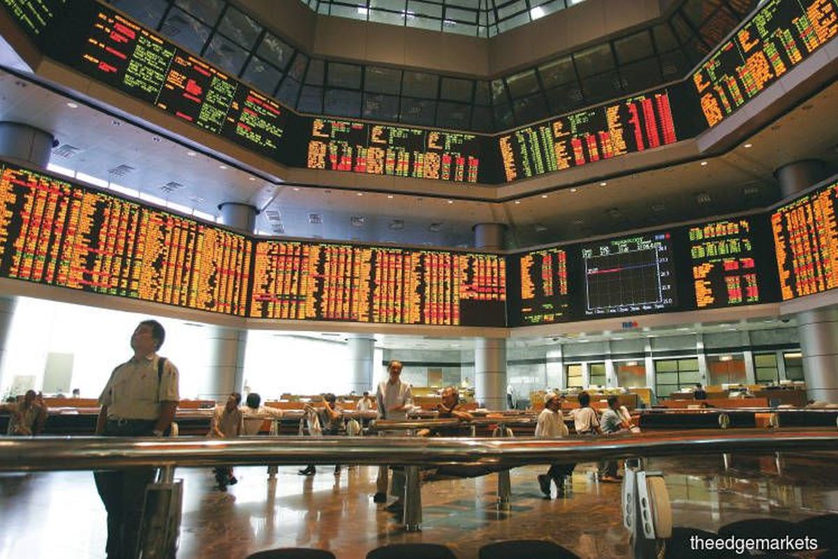 Bursa trading volume swells to near one-and-a-half-month high