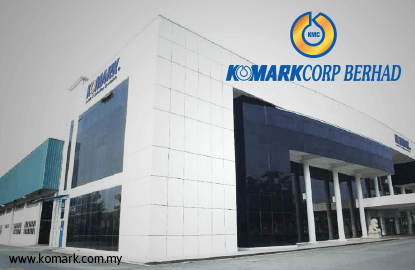 Komarkcorp ED disposes of stake in company