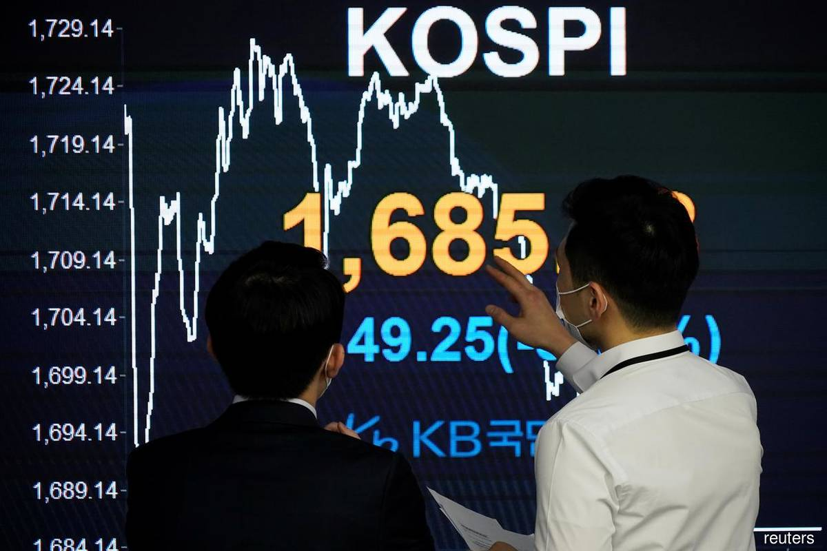 South Korea, Indonesia lead muted gains in Asia after Wall St boost
