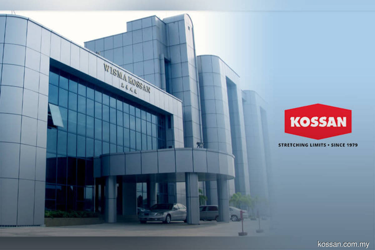 Kossan 3Q net profit halves to RM528.2 million against preceding quarter