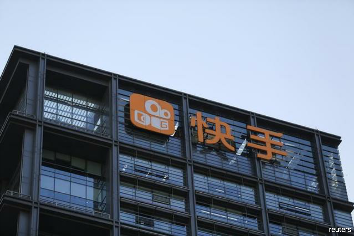 Online video site Kuaishou aims to raise up to US$5.4 billion in Hong Kong's largest float in more than a year. (Photo by Reuters)