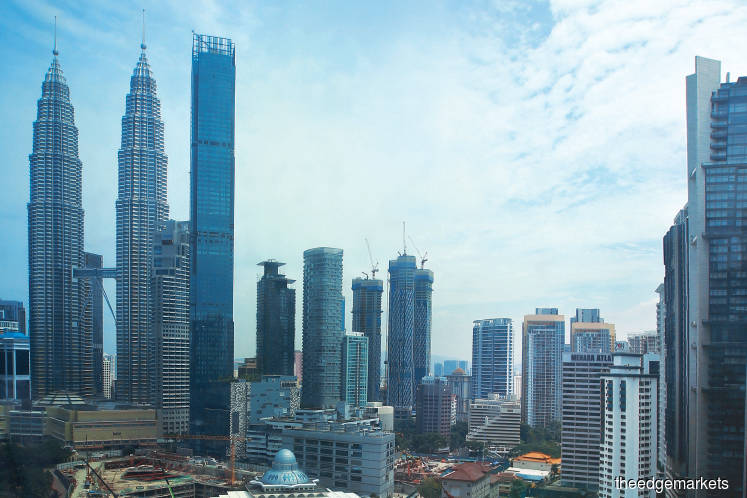 Malaysia GDP growth to slow to 4.5% in 2020, says Moody's