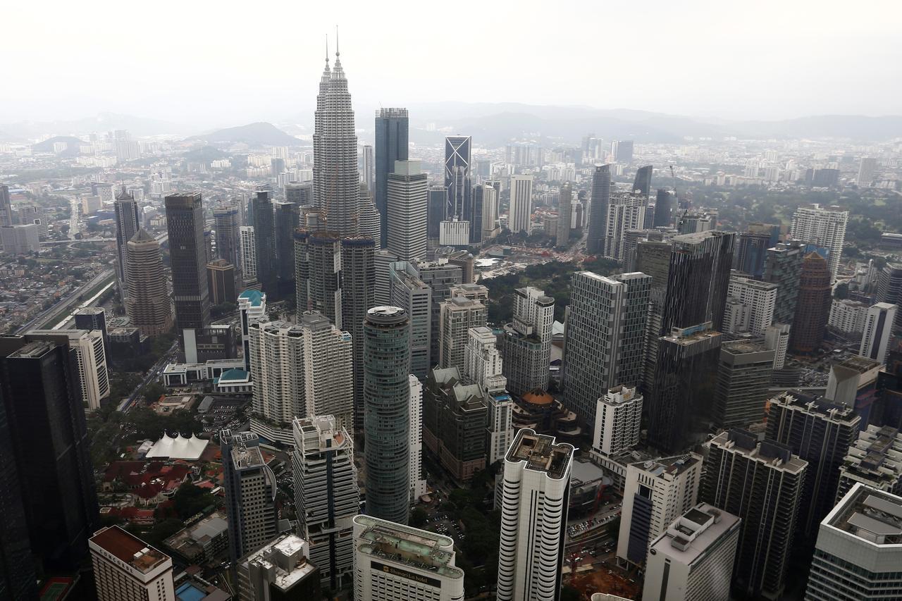 渣打预测大马2020年GDP增长率为4.5%
