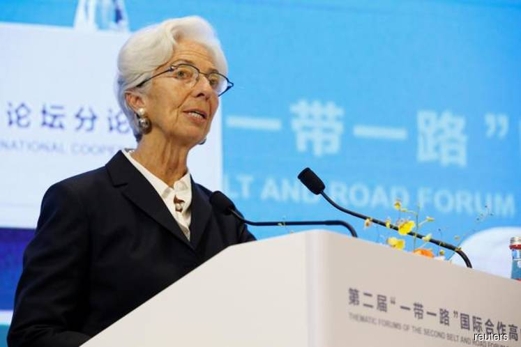 IMF's Lagarde says China's Belt and Road should only go where sustainable
