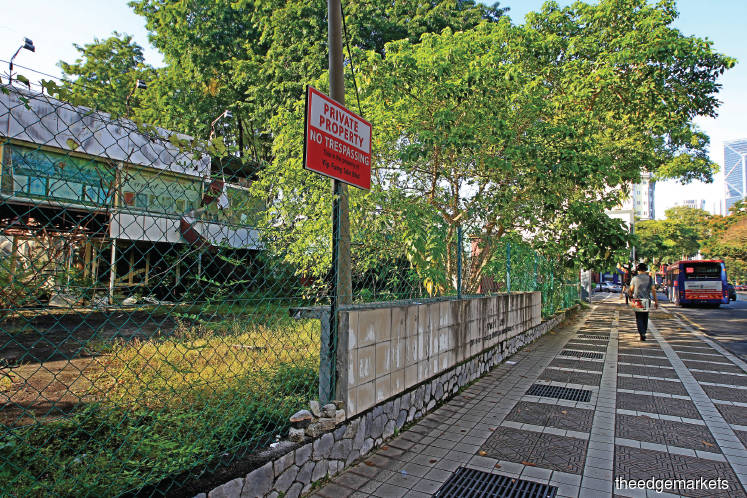 Chinese embassy buying adjacent pieces of land in Ampang