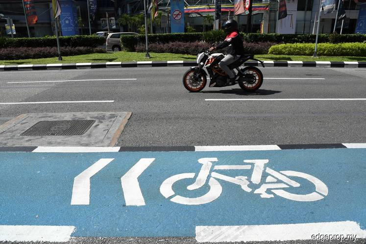 Audit results show KL bicycle lanes safe to use, says DBKL
