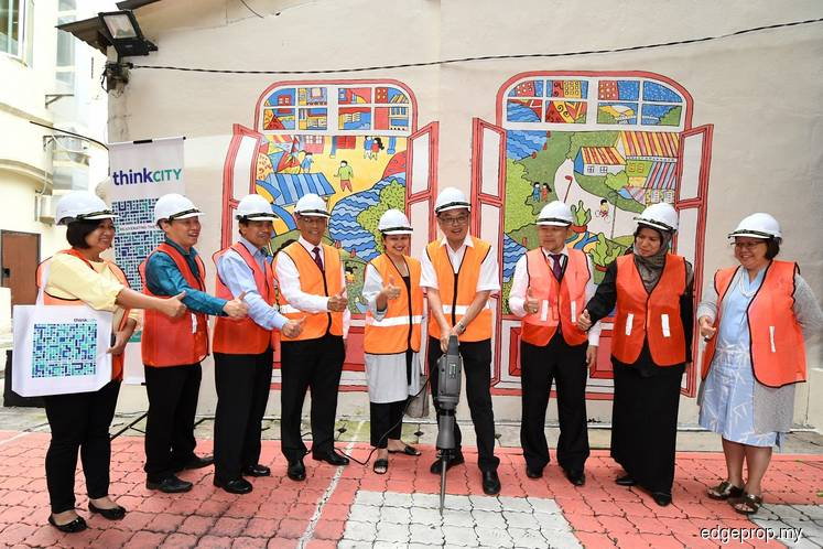DBKL, Think City to upgrade nine historical laneways in KL city