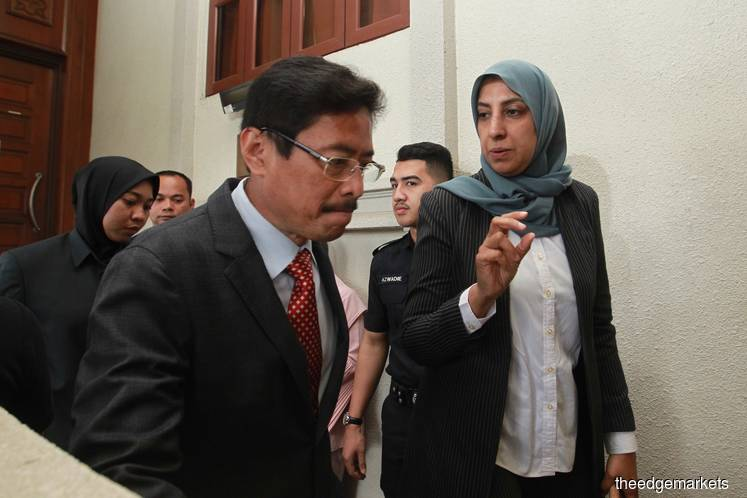 Latheefa: Zahid's alleged offences involving RM47m 'very serious'