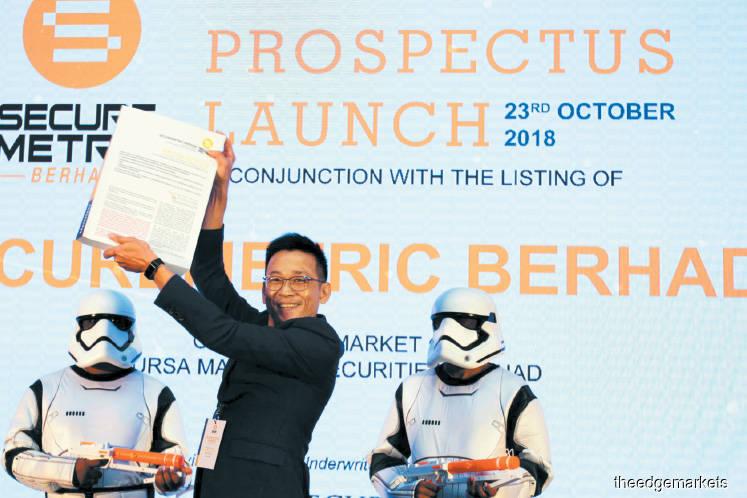 Securemetric eyes RM17m proceeds from ACE Market debut