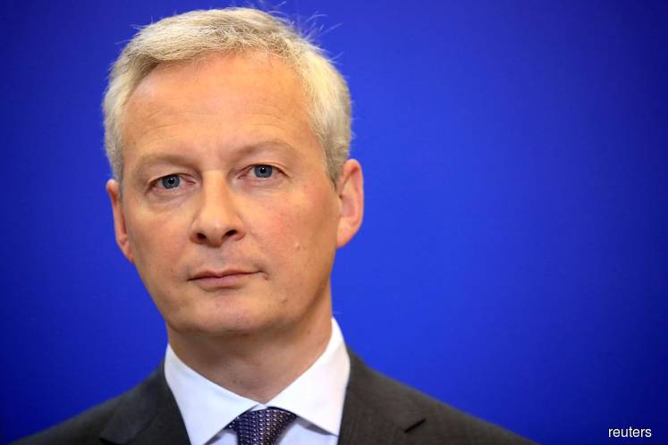 Escalation in US-China trade spat is biggest threat to world growth: Le Maire