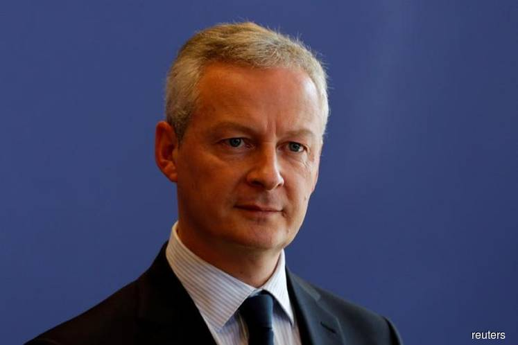US proposal for 'optional' tax reform no longer on the table — France's Le Maire