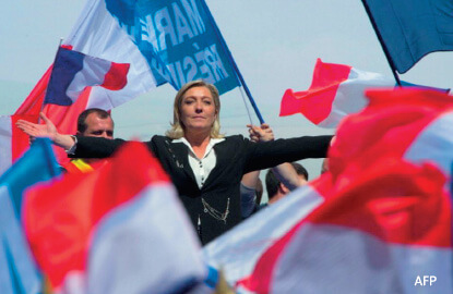 How to defeat Le Pen