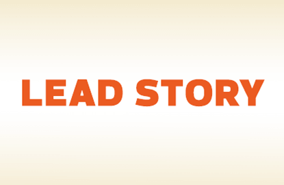 Lead Story: Bursa's market capitalisation down RM142 bil