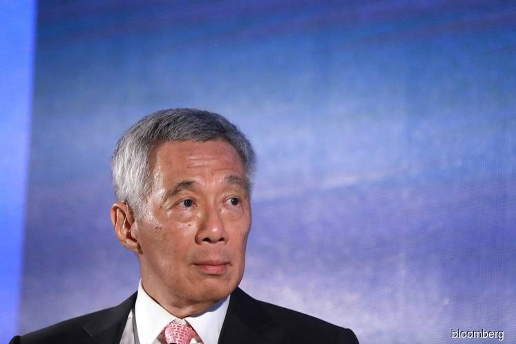 Singapore prime minister defends fake news law amid criticism