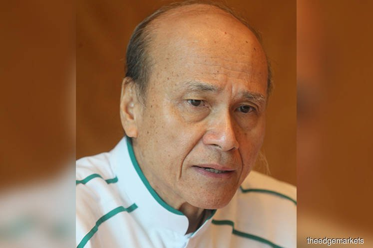 Alliance for Safe Community Chairman Tan Sri Lee Lam Thye