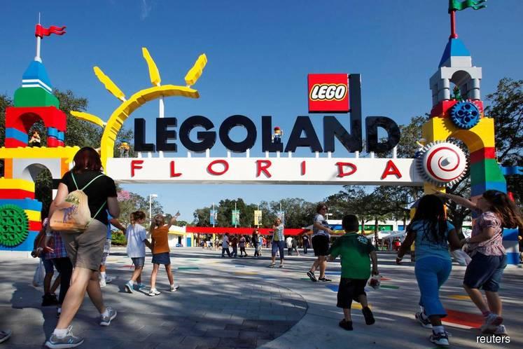 Blackstone backs Legoland's global push with US$6b buyout