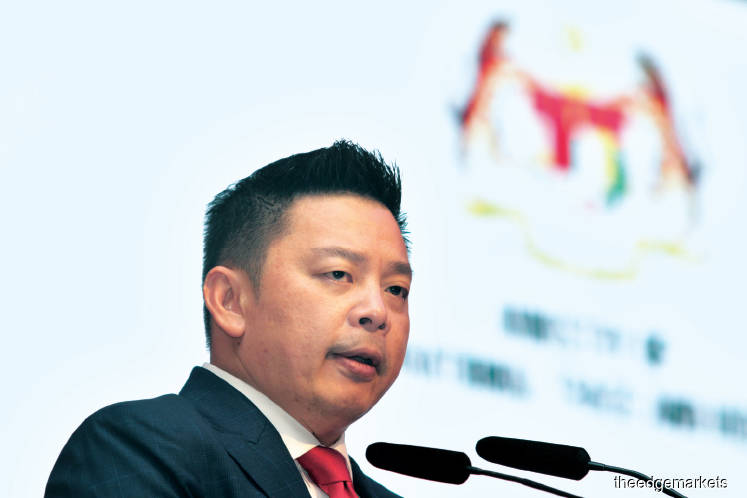 Miti sees slower growth for manufacturing, services in 2019