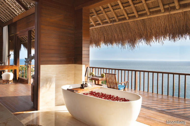 Enjoy Valentine's Day at one of these lovely hotels