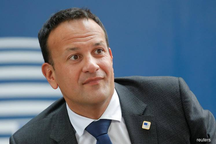 Irish PM open to talks with UK's Johnson 'without precondition'