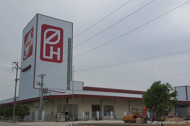 Leong Hup slides after IPO despite stabilising efforts