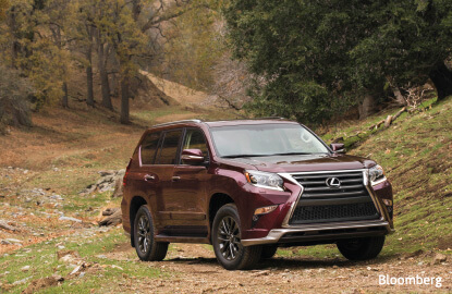 Cars: Lexus needs to keep up in the critical luxury SUV category