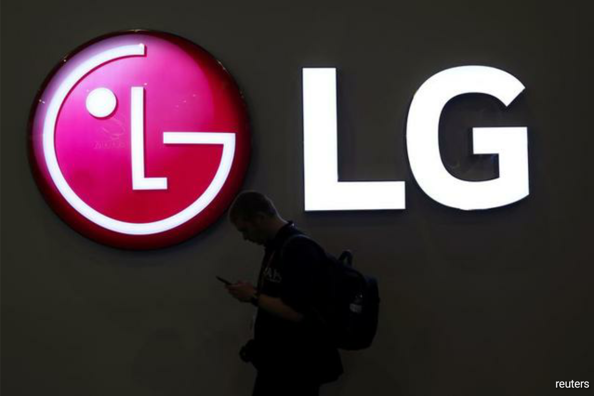 LG Group is South Korea's fourth-largest conglomerate and its core businesses include consumer electronics, chemicals, household products and cosmetics, as well as parts such as batteries and displays used in GM, Tesla and Apple products. (Photo by Reuters)