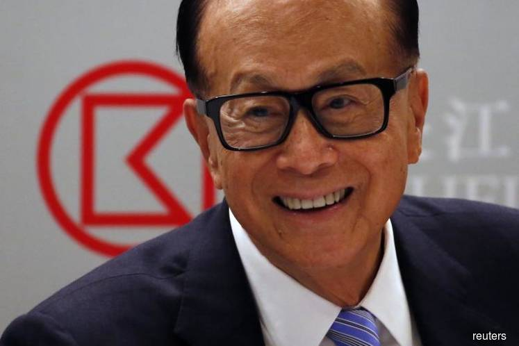 Li Ka-shing warns against speculating in HK's property market, says report
