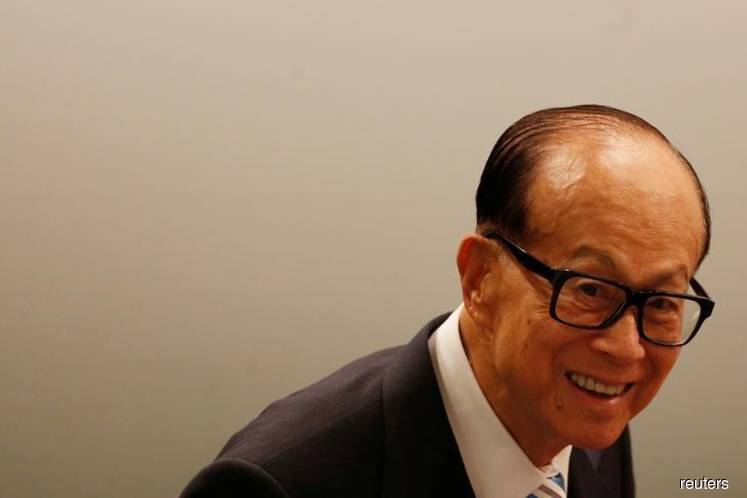 Hong Kong tycoon Li Ka-shing says he regrets protest comments were misrepresented