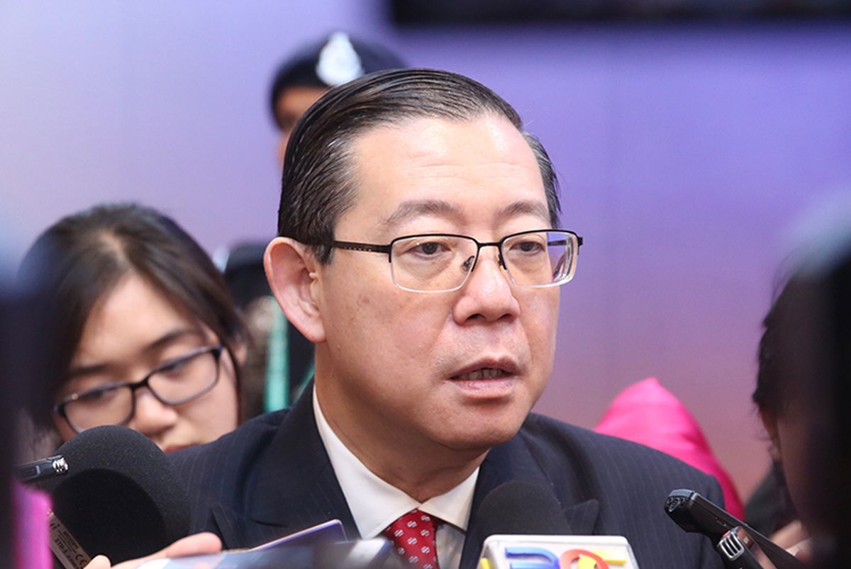 Oct 28 for hearing of Lim Guan Eng's appeal on quantum of damages in defamation suit