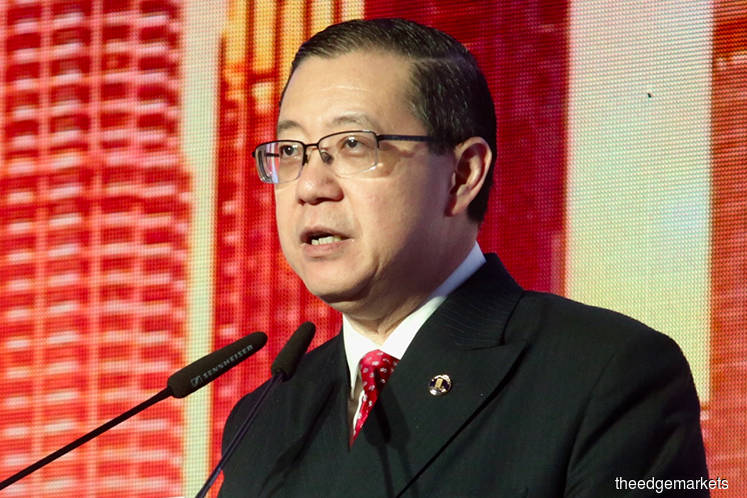 Guan Eng: Malaysia considers introduction of unexplained wealth law — report