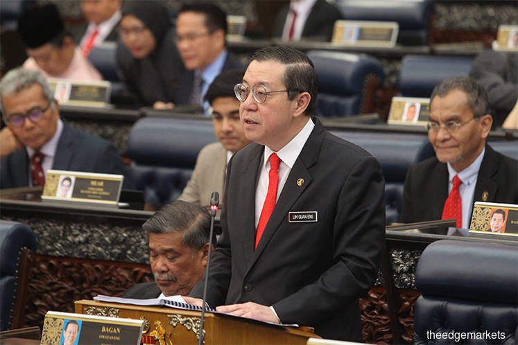 Malaysia only on watchlist and not labelled a US currency manipulator — Lim