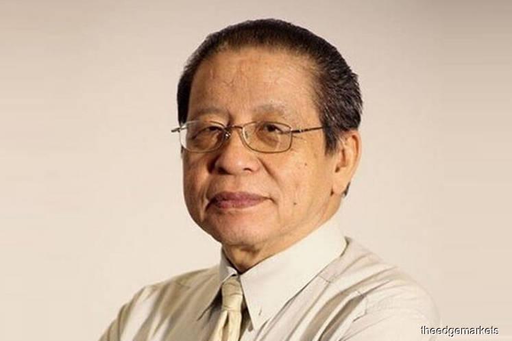 Speaker says will turn blind eye on Kit Siang's presence in Dewan Rakyat