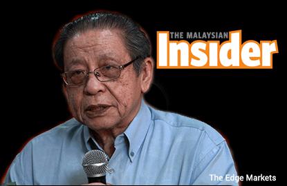 No joy but immense sadness at shutdown of TMI, says Kit Siang