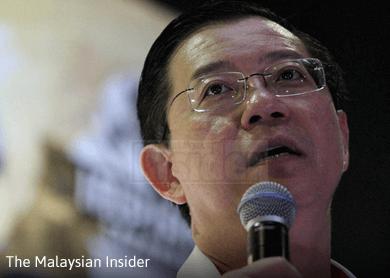 A 'tutup scandal' budget, says Guan Eng