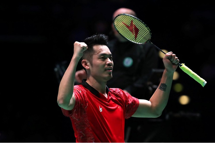 Badminton: China's Lin Dan hangs up his racquet