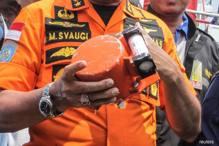 Lion Air ends search for 2nd black box from crashed Boeing 737