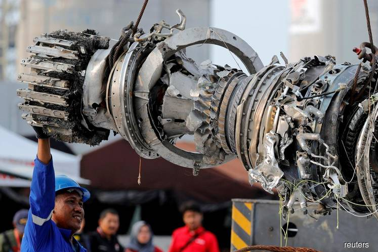 Lion Air 737 MAX families set for crash report briefing