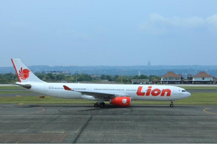Lion Air to stay grounded indefinitely due to travel curbs